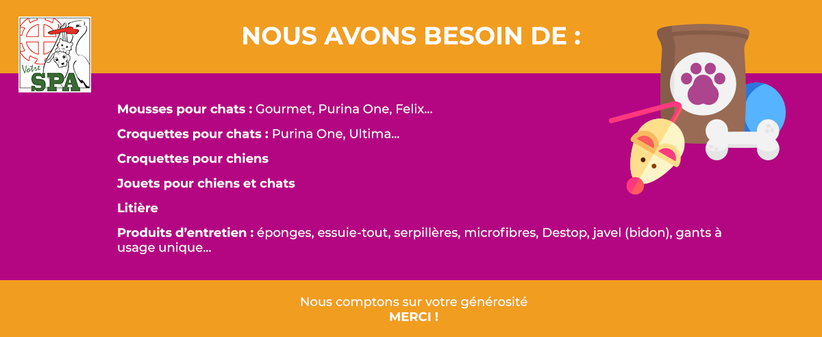 Besoins S.P.A Mulhouse