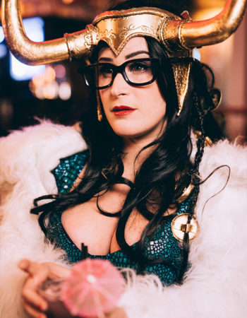 Popette cosplay Geek Unchained