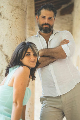 Amandine Tagliavini & Alexis Tallone Geek Unchained