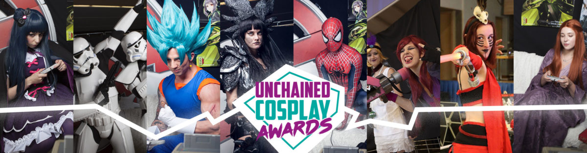 Unchained Cosplay Awards - Geek Unchained