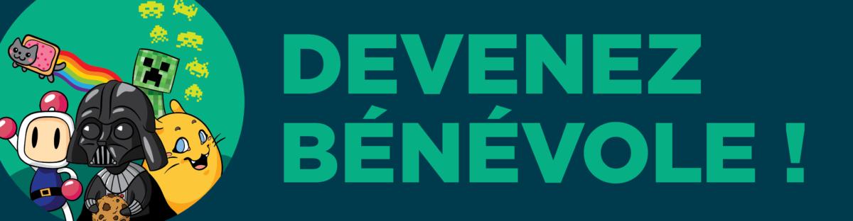 Devenir Bénévole Geek Unchained