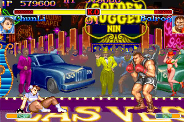 Super Street Fighter II X