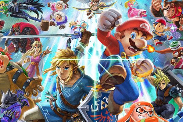 Super Smash Bros. Ultimate - Simple