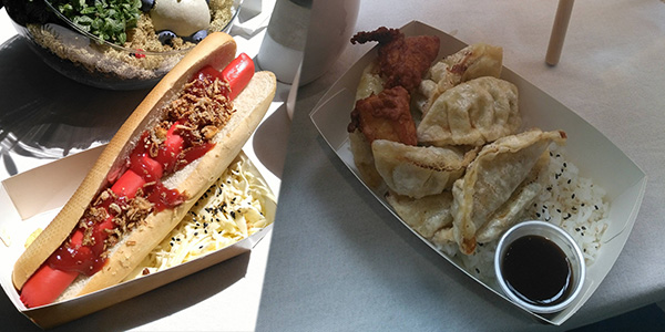 Samurai Street Food